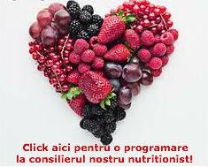 programare nutritie
